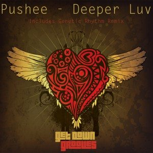 GDG006 Pushee - Deeper Luv (Genetic Rhythm Mix)