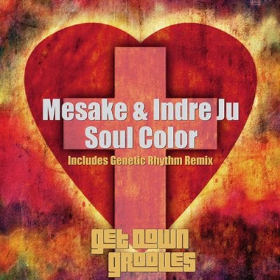 Mesake & Indre Ju - Soul Color (Genetic Rhythm Remix)