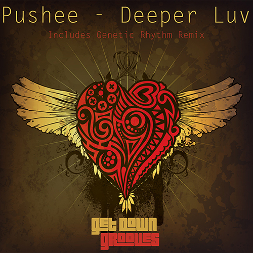 Pushee - Deeper Luv (Genetic Rhythm Mix)