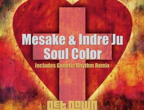 Mesake – Soul Color (Genetic Rhythm Mix)