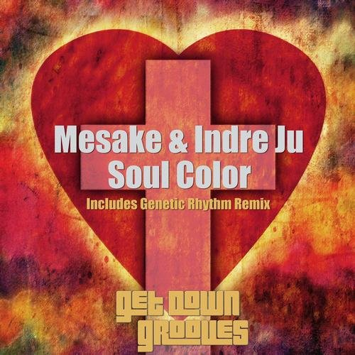 Mesake - Soul Color (Genetic Rhythm Mix)