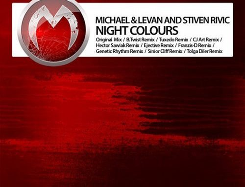 Michael & Levan, Stiven Rivic – Night Colours (Genetic Rhythm Mix)